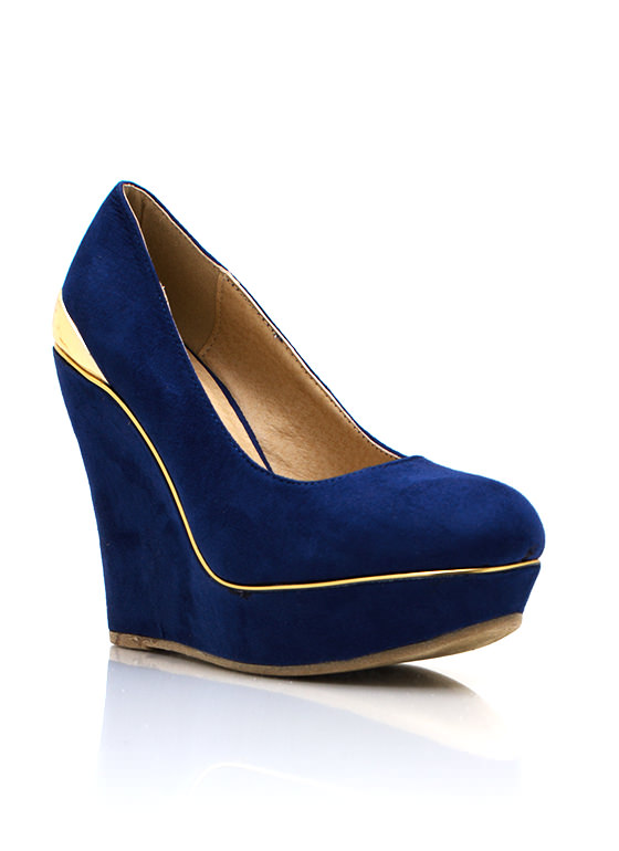 Get Metal Ing Wedges BLUE