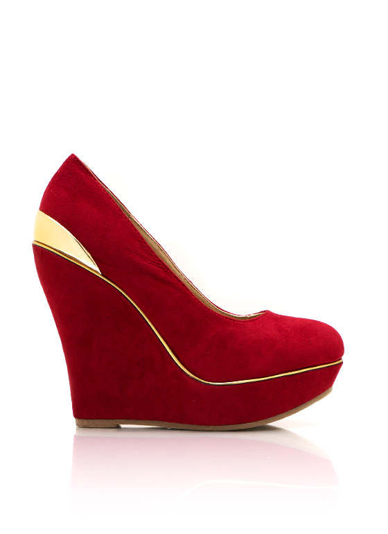 Get Metal Ing Wedges RED