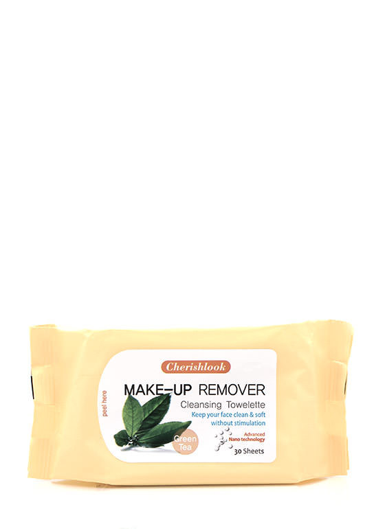 Make Up Remover Wipes GREENTEA