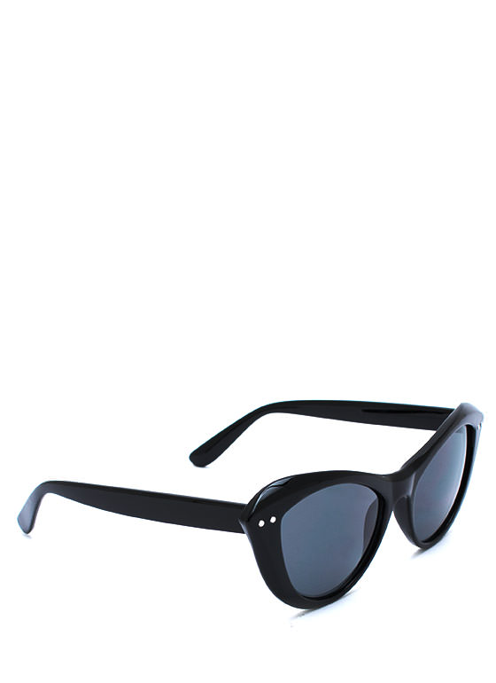 Miss Kitty Sunglasses BLACKGREY