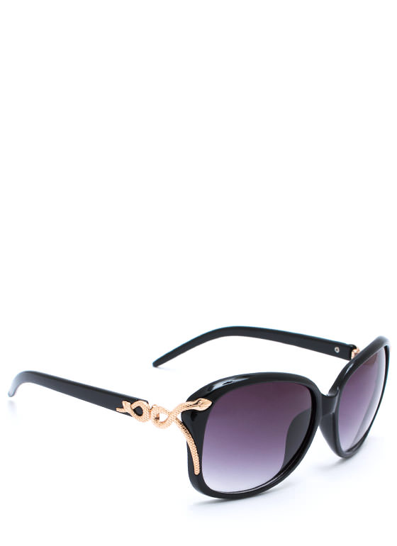 Snake Tamer Sunglasses BLACKPURP