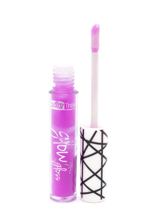 Glow In The Dark Lip Gloss PURPLE