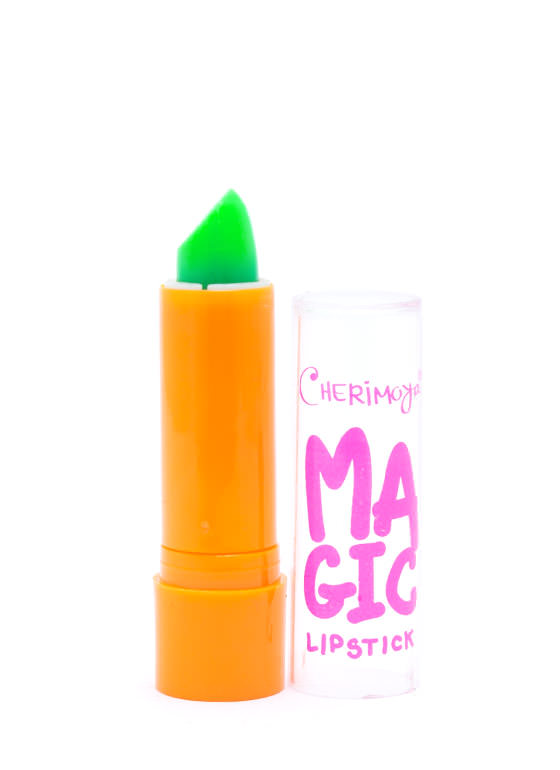 Magic Factor Color Changing Lipstick GREEN