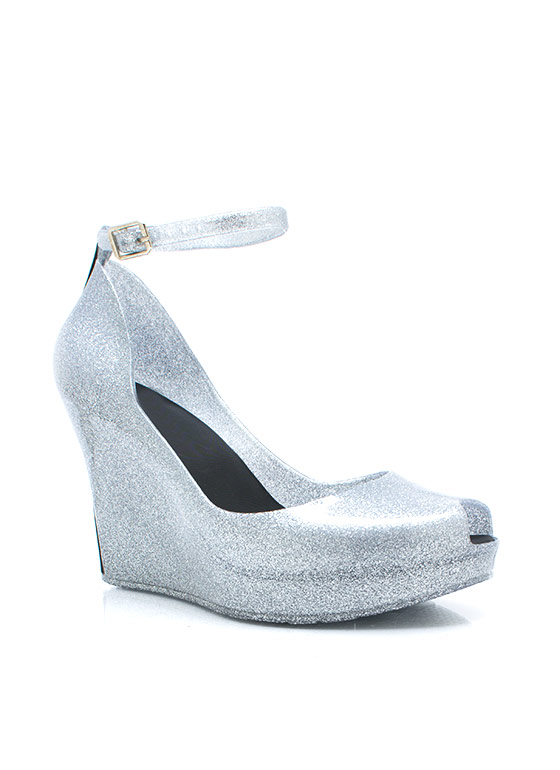 How Jelly RU Wedges GLITTER