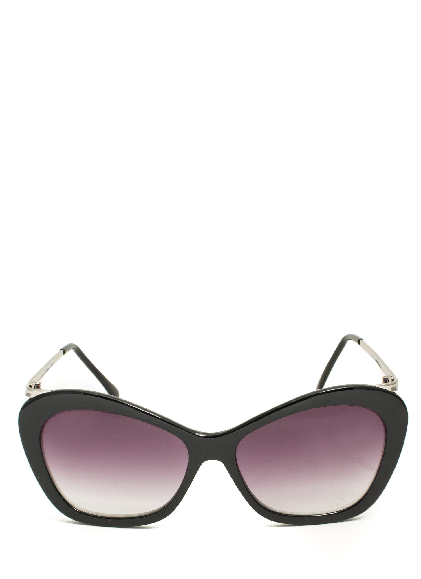 Butterfly Effect Sunglasses BLACKSILVER