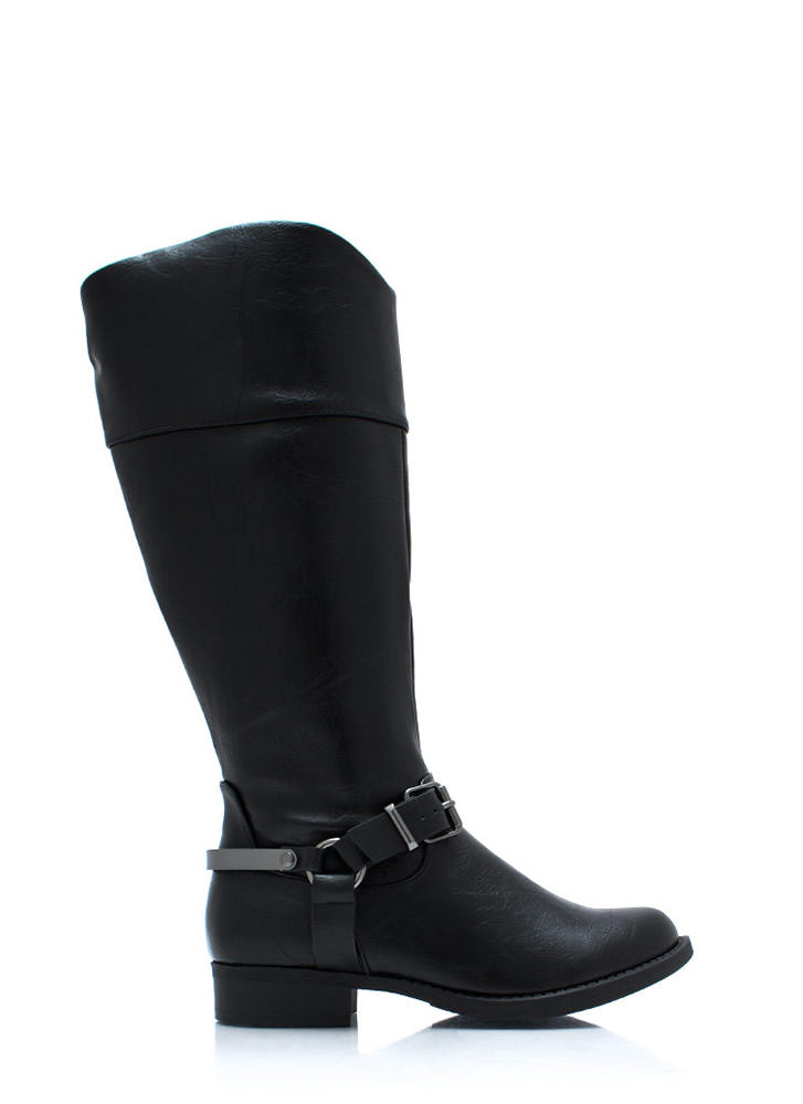 Spur Of The Moment Boots BLACK