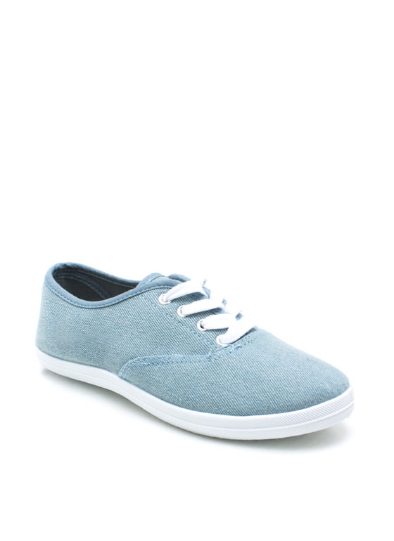 Denim Forever Sneakers LTBLUE