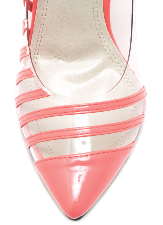 Keep It Trim Pumps CORAL
