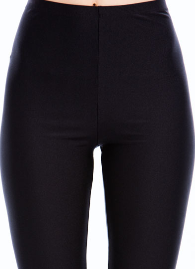 Rise And Shine Leggings BLACK