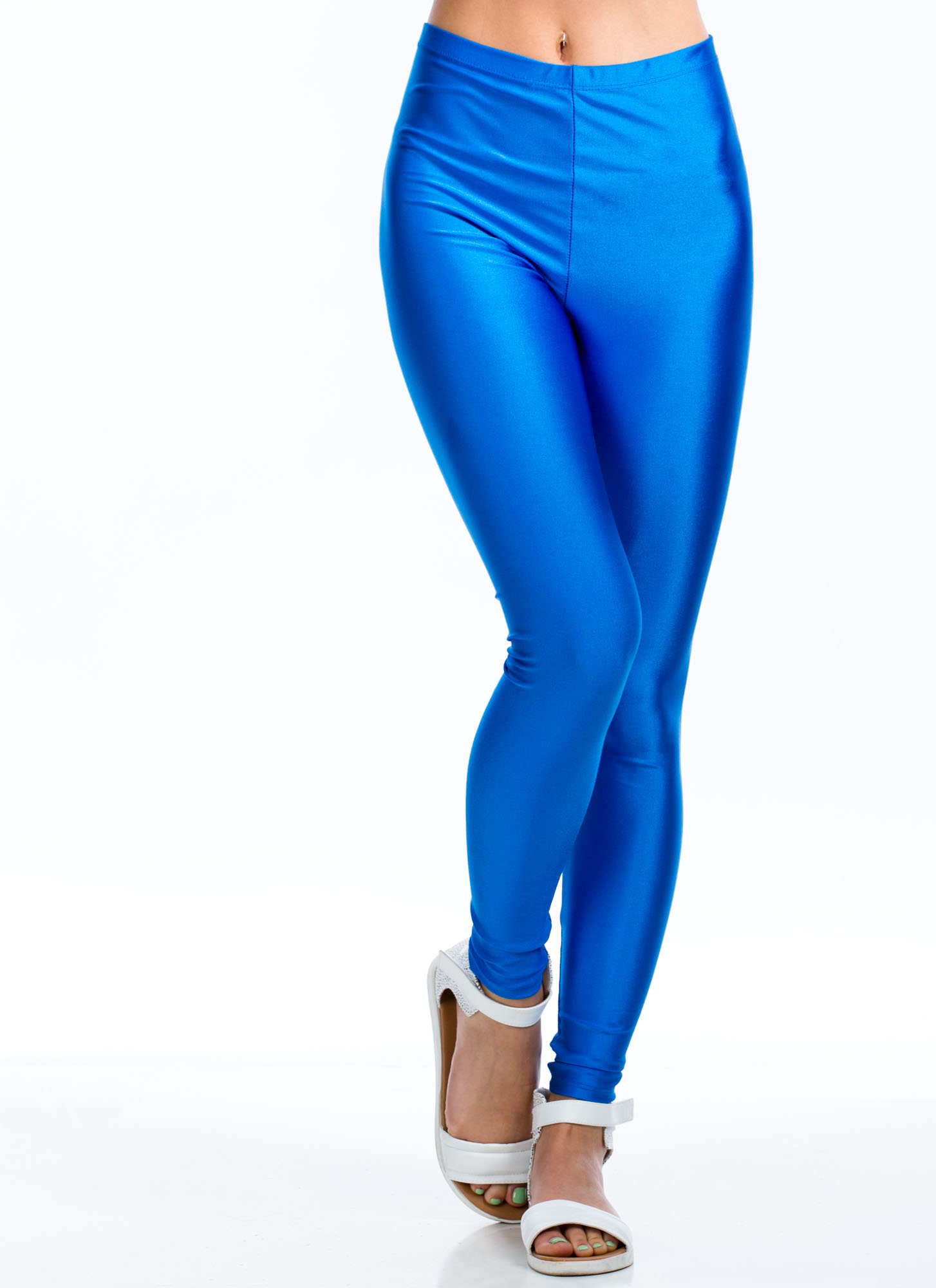 Rise And Shine Leggings BLUE