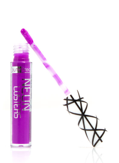 Beauty Treats Neon Lusters Lip Gloss PEAPURPLE