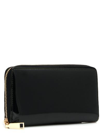 Ready For This Jelly Wallet BLACK
