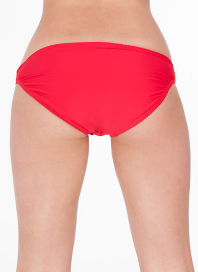 Basic Bikini Briefs RED