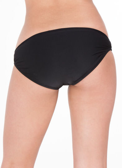 Stay Basic Bikini Briefs BLACK