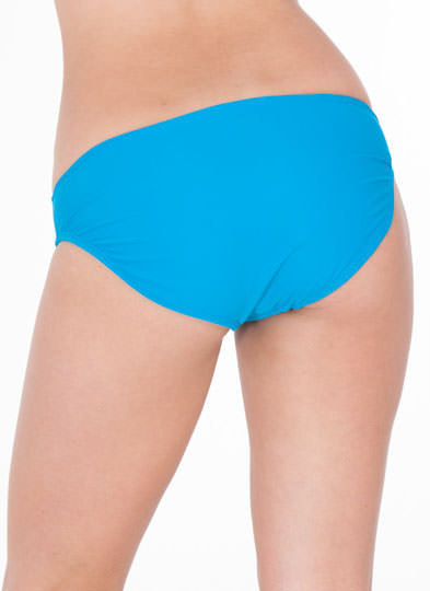 Stay Basic Bikini Briefs DKTEAL