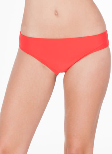 Stay Basic Bikini Briefs RED