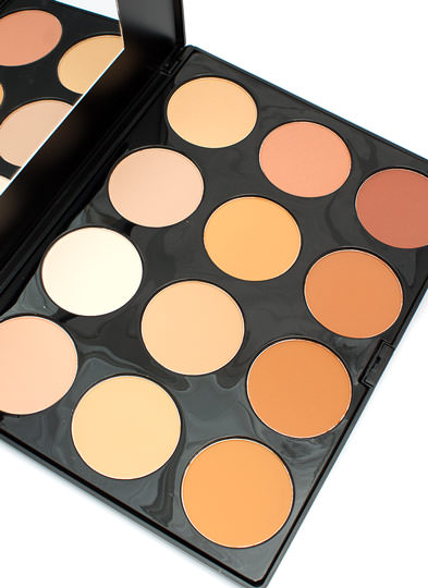 BeautyTreats Face Palette MULTI