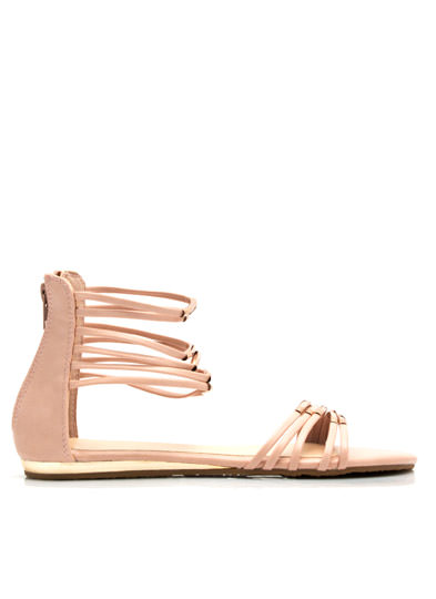 Straptown Girl Sandals ROSE