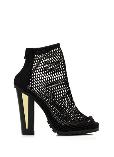 Good Sport Mesh Net Booties BLACK
