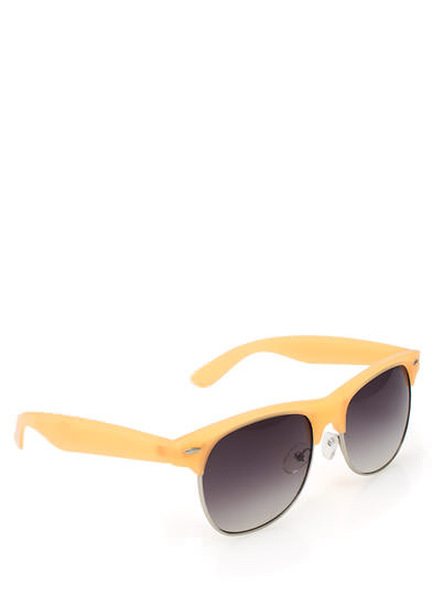 Shades Of Chic Sunglasses ORANGE