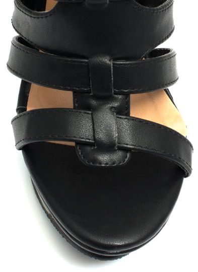 Time To Reflect Metal Wedges BLACK