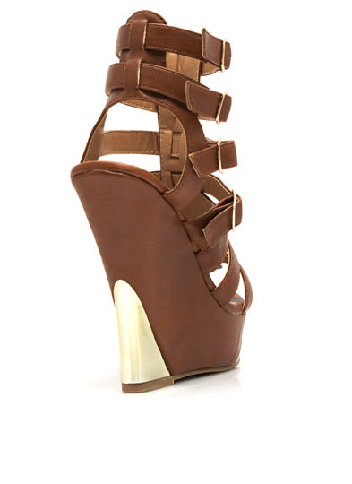 Time To Reflect Metal Wedges CAMEL