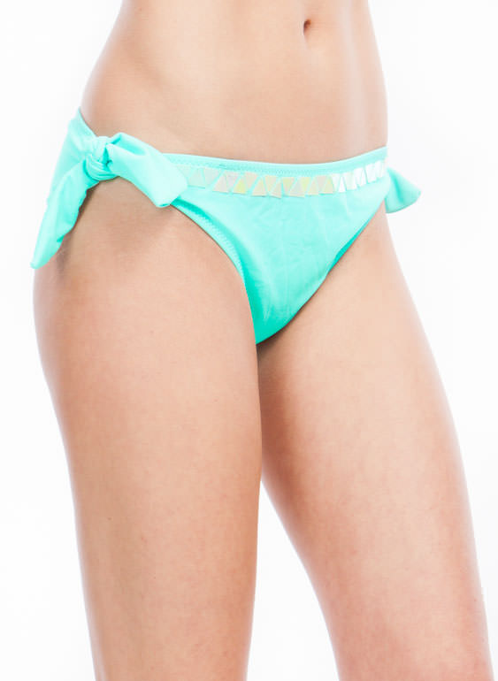 Talk Of The Tropics Bikini Set MINT