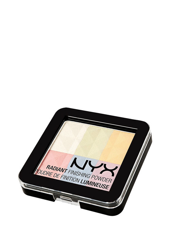 NYX Radiant Finishing Powder BRIGHTEN