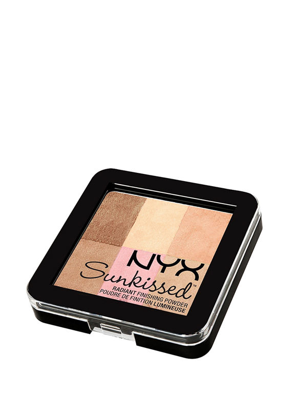 NYX Radiant Finishing Powder SUNKISSED