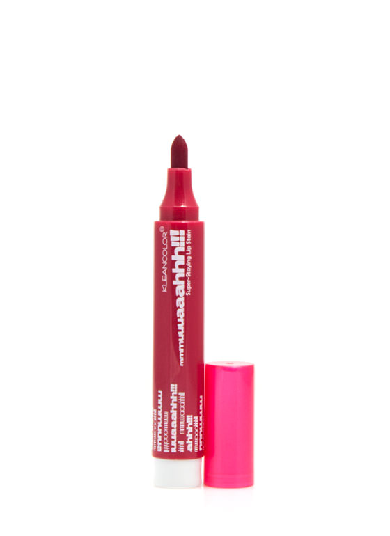 KleanColor Super-Staying Lip Stain SCARLET
