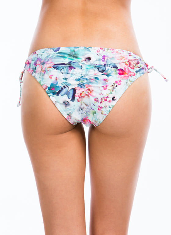Butterfly Garden Brief Bottoms MINT