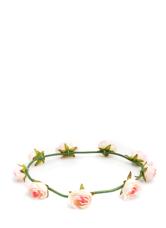 Bed Of Roses Headband LTPINK