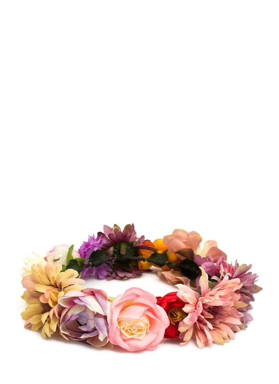 Flower Child Headband MULTI