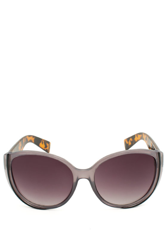 Around We Go Sunglasses GREYTORT