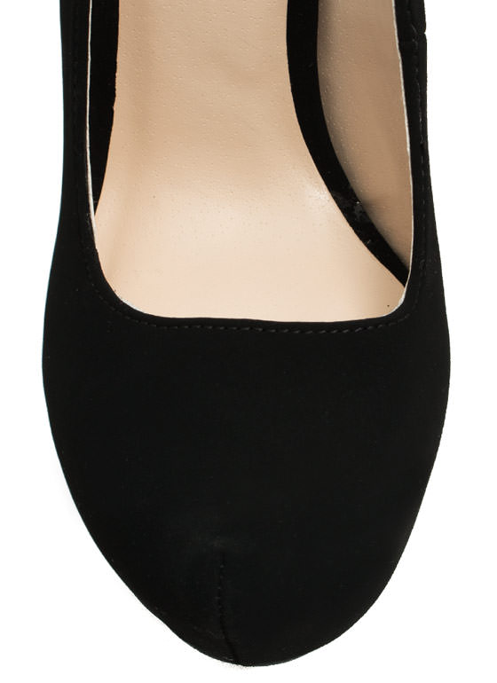 Always Classic Platform Pump BLACK