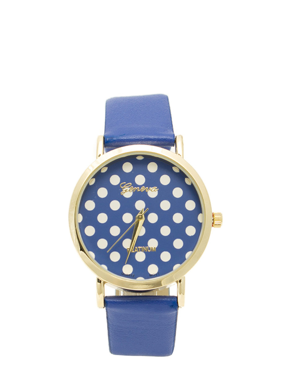Polka Dot Watch ROYAL