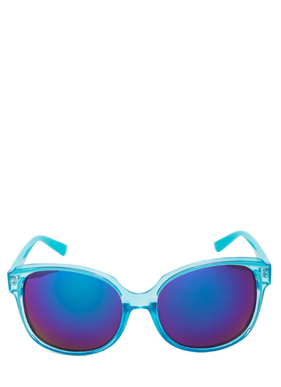 Pigment Stain Sunglasses BLUE