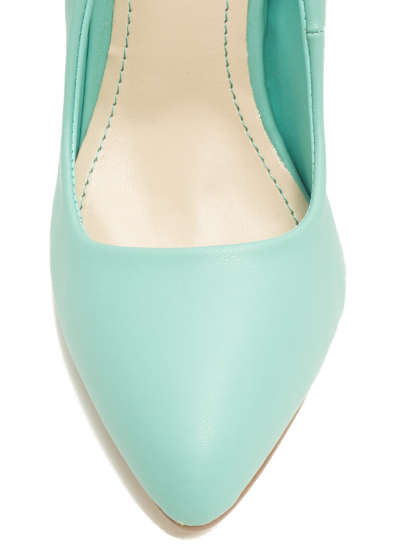Classic Architectural Pumps MINT