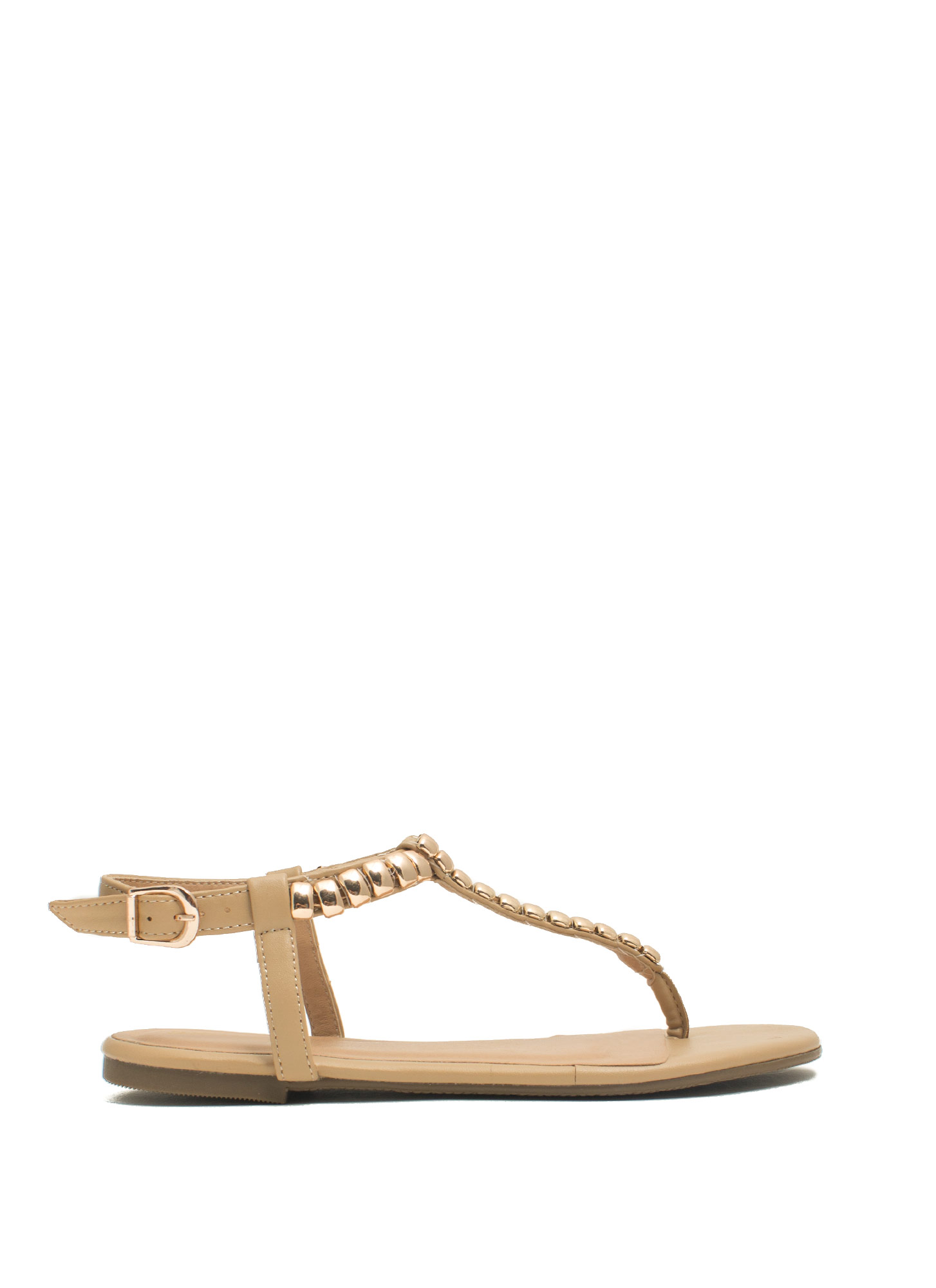 Tile Me Something Good Thong Sandals SAND