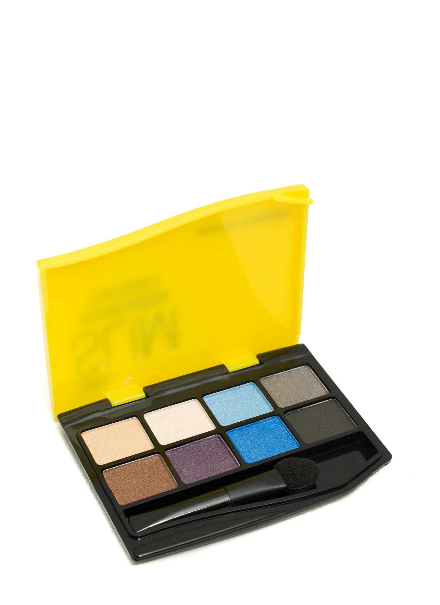 Slim Mini Eyeshadow Compact YELLOW