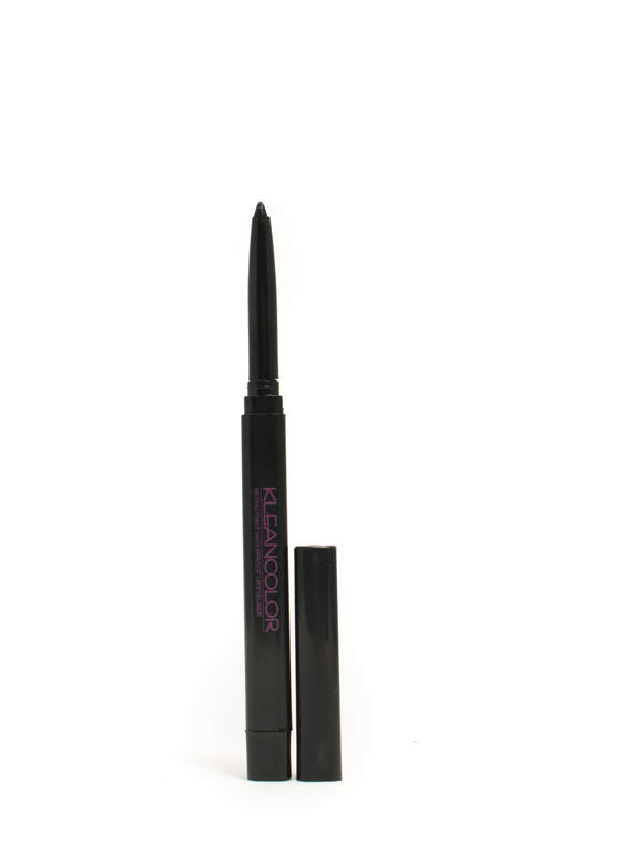 KleanColor Retractable Lip N Eye Liner BLACK