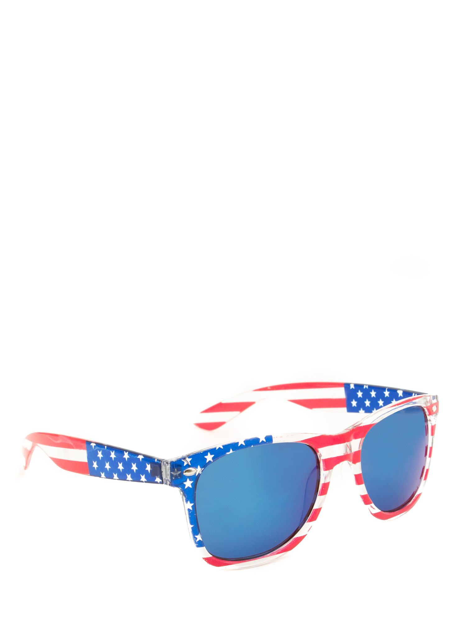 Stars N Stripes Sunglasses BLUE