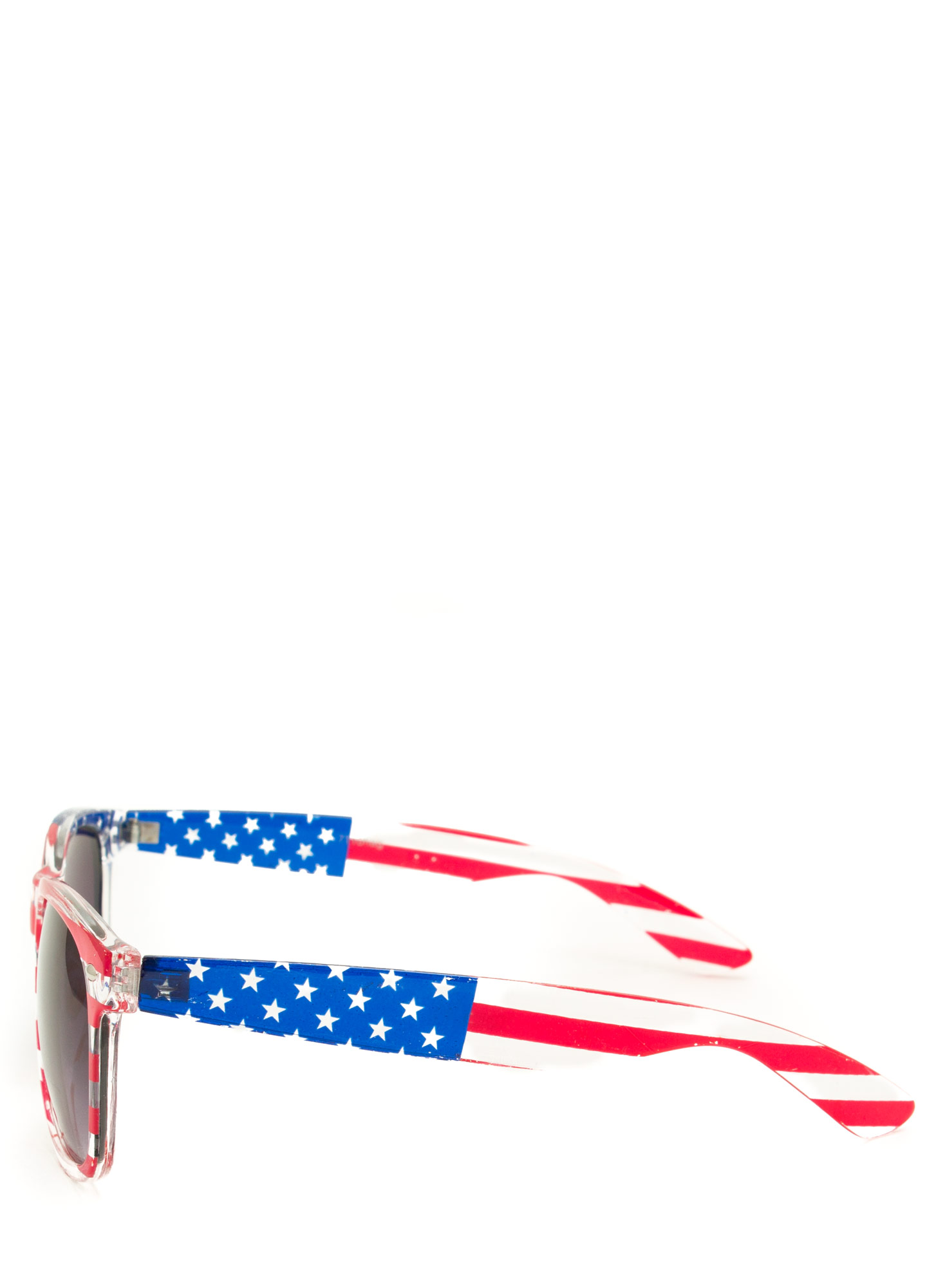 Stars N Stripes Sunglasses CHARCOAL